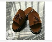 Men's Detail Slippers Suede | Shoes for sale in Abuja (FCT) State, Central Business District