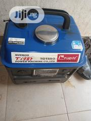 Almost New Portable Generator Set | Electrical Equipment for sale in Imo State, Owerri