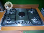 Bosch Built In Cabinet Gas Cooker 5burners 4 Gas , 1 Electric | Kitchen Appliances for sale in Lagos State, Ojo
