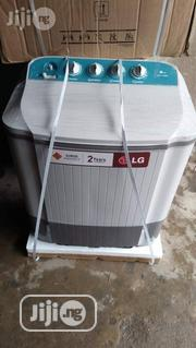 Top Louder Lg Washing Machine 7KG Wash And Spin | Home Appliances for sale in Lagos State, Ojo