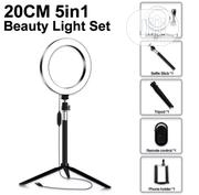 Photography Dimmable LED Ring Light Youtube Video 16cm   Accessories & Supplies for Electronics for sale in Abuja (FCT) State, Gwarinpa