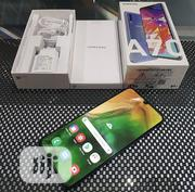 New Samsung Galaxy A70 128 GB Blue   Mobile Phones for sale in Lagos State, Ikeja