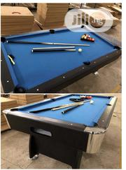 Durable Snooker Board Table Blue Top | Sports Equipment for sale in Lagos State, Yaba
