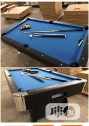 Quality Snooker Board Table Blue Top | Sports Equipment for sale in Lagos State, Ikeja