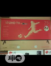 75 Inches LG Uhd TV | TV & DVD Equipment for sale in Lagos State, Lekki Phase 1