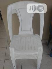 White Plastic Chairs | Furniture for sale in Rivers State, Port-Harcourt