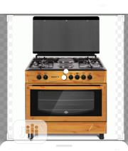 MAXI Gas Cooker 60*90(4+2) Wood | Kitchen Appliances for sale in Oyo State, Ibadan