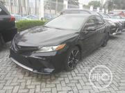 New Toyota Camry 2019 XSE (2.5L 4cyl 8A) Black   Cars for sale in Lagos State, Victoria Island