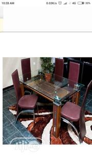 Dining Table With Siting Chairs | Furniture for sale in Lagos State, Ikeja