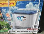 8.2kg Qasa Double Tub Washing Machine | Home Appliances for sale in Lagos State, Ojo