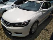 Honda Accord 2014 White | Cars for sale in Abuja (FCT) State, Central Business District