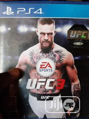 Ps4 Ea Sport Ufc 3   Video Game Consoles for sale in Lagos State