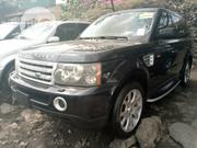 Land Rover Range Rover Sport 2007 HSE 4x4 (4.4L 8cyl 6A) Blue | Cars for sale in Lagos State