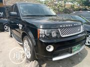 Land Rover Range Rover Sport 2007 Black | Cars for sale in Lagos State