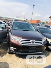 Toyota Highlander 2011 Limited Purple | Cars for sale in Lagos State