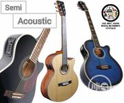 Best Semi Acoustic Guitar   Musical Instruments & Gear for sale in Lagos State, Mushin