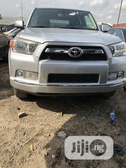 Toyota 4-Runner 2010 SR5 4WD Silver | Cars for sale in Lagos State