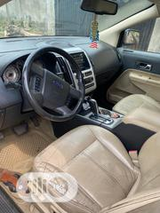 Ford Edge SE 4dr (3.5L 6cyl 6A) 2008 Red | Cars for sale in Lagos State, Ifako-Ijaiye