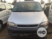 Very Neat Toyota Hiace 2002 Silver | Buses & Microbuses for sale in Lagos State, Apapa
