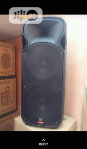 Professional Public Addressing System Double Speaker   Audio & Music Equipment for sale in Lagos State, Ojo