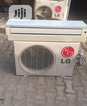 Korean Used Lg 1.5hp Split Unit Air Conditioner | Home Appliances for sale in Lagos State, Ojo