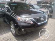 Lexus RX 2010 350 Black   Cars for sale in Lagos State, Lekki Phase 2