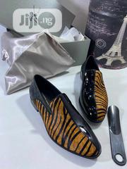 Zanotti Animal Print Shoe for Men | Shoes for sale in Lagos State