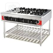 Gas Industrial Cooker - 6 Burners | Restaurant & Catering Equipment for sale in Lagos State, Ojo