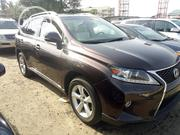 Lexus RX 2015 350 FWD Brown | Cars for sale in Lagos State, Amuwo-Odofin
