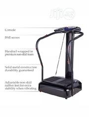 Crazy Fit Whole Body Vibration Plate Machine Massage Massager   Sports Equipment for sale in Lagos State, Lekki Phase 1