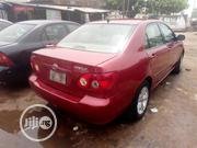 Toyota Corolla 1.8 LE 2008 Red | Cars for sale in Anambra State, Awka
