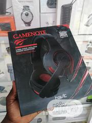 Gaming Headphones Havit HV-H2213D Gamenote | Headphones for sale in Lagos State, Ikeja