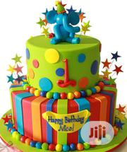 Colourful Fondant Covering | Meals & Drinks for sale in Lagos State, Ikorodu