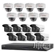 Sixteen Channel CCTV Surveillance Cameras Complete Kit + Installation | Building & Trades Services for sale in Edo State, Benin City