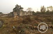A Plot Of Land With An Uncompleted 4 Bedroom Apartment At Ota | Land & Plots For Sale for sale in Ogun State, Ado-Odo/Ota