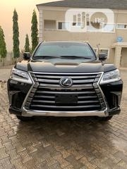 New Lexus LX 570 2019 Black | Cars for sale in Lagos State, Lekki Phase 1
