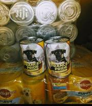 Get Your Wet Dog Food Puppy Adult Dogs Wet Food Top Quality.. | Pet's Accessories for sale in Lagos State, Ikeja