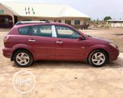 Pontiac Vibe 2003 Automatic Red | Cars for sale in Ondo State, Akure