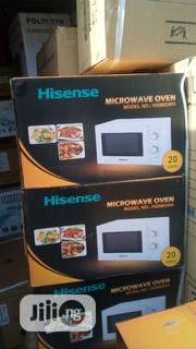 Hisence 20litres Microwave H20mowh | Kitchen Appliances for sale in Lagos State, Ojo