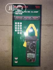 Mastech Digital Ac/Dc Clamp Meter Professional Tool | Measuring & Layout Tools for sale in Lagos State, Lagos Island