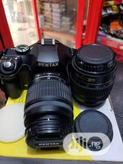 Pentax Professionals With 2 Lens Standard With Video | Photo & Video Cameras for sale in Lagos State, Ikeja