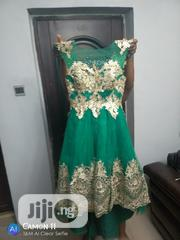 Fairly Used Wedding Reception/Dinner Gown   Wedding Wear for sale in Lagos State, Victoria Island