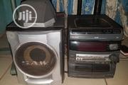 Aiwa CD With Woofer. | Audio & Music Equipment for sale in Enugu State, Enugu