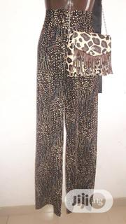 Sand Grained Palazzo Trousers   Clothing for sale in Lagos State, Ikotun/Igando