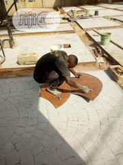 Professional Concrete Stamped Floor | Building & Trades Services for sale in Lagos State