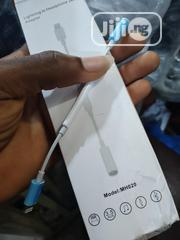 iPhone Lighting Jack Converter To Audio | Accessories for Mobile Phones & Tablets for sale in Lagos State, Ikeja