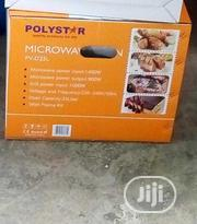 Polystar 25L Microwave/Grill | Kitchen Appliances for sale in Lagos State, Ojo