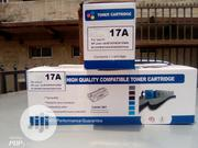 17A High Quality Compatible Toner Cartridge | Accessories & Supplies for Electronics for sale in Lagos State, Yaba