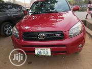 Toyota RAV4 2008 Red | Cars for sale in Lagos State