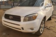 Toyota RAV4 2008 White | Cars for sale in Lagos State